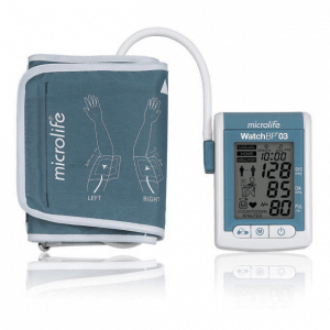 Medidor de pressão arterial Microlife